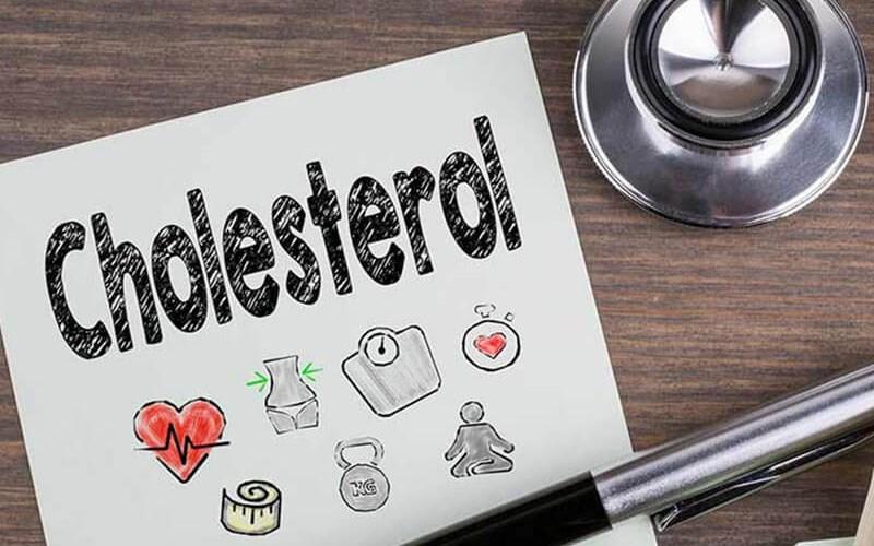 Kiểm soát lượng cholesterol