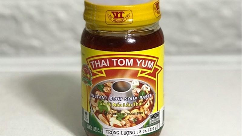 Sa tế được chế biến theo cách làm tại Thái Lan