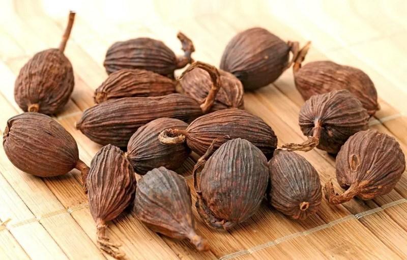 Thảo quả dùng trong ẩm thực