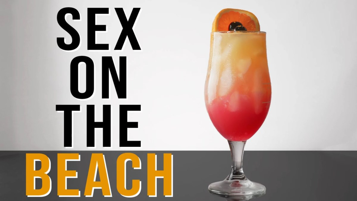 Cocktail Sex On The Beach