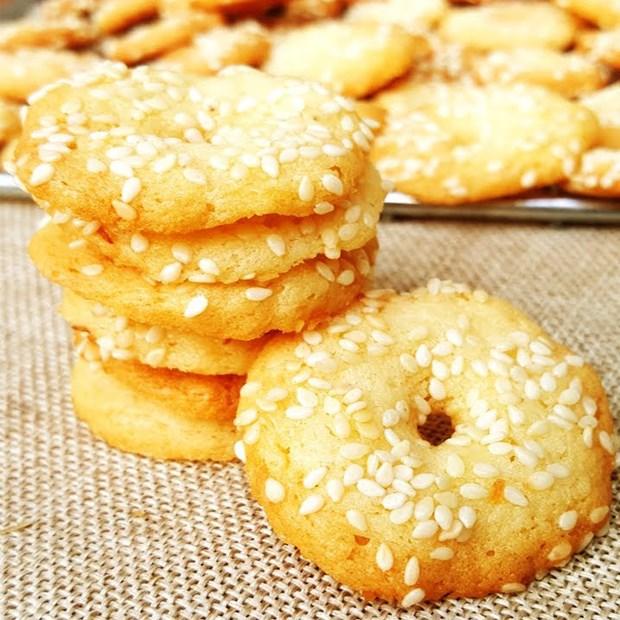 Bánh quy vòng vừng