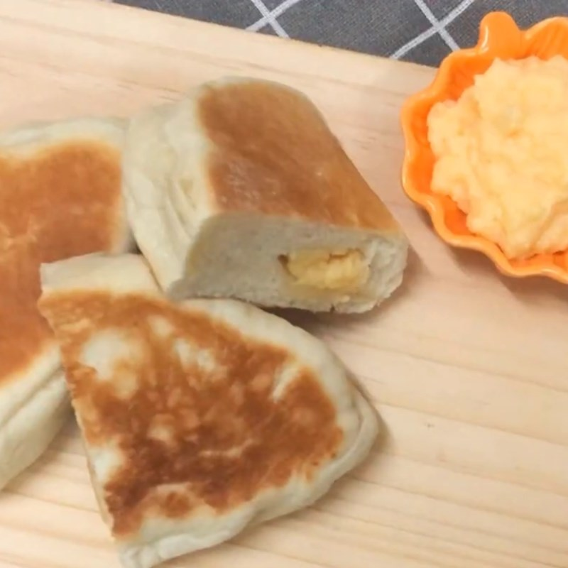 Bước 6 Thành phẩm Bánh mì cadé