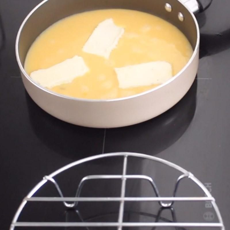Bước 2 Khuấy trứng Trứng bác