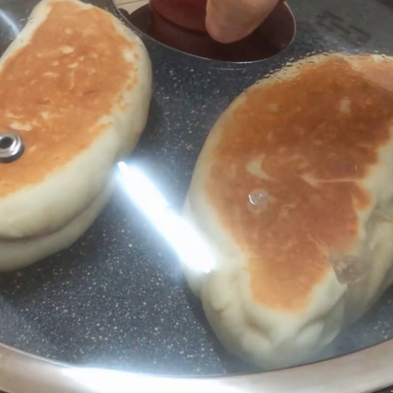 Bước 5 Nướng bánh Bánh mì cadé