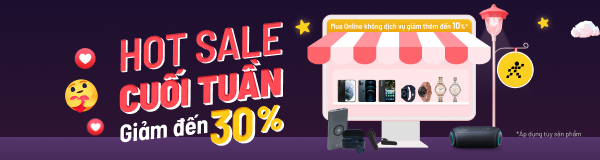 Hotsale weekend