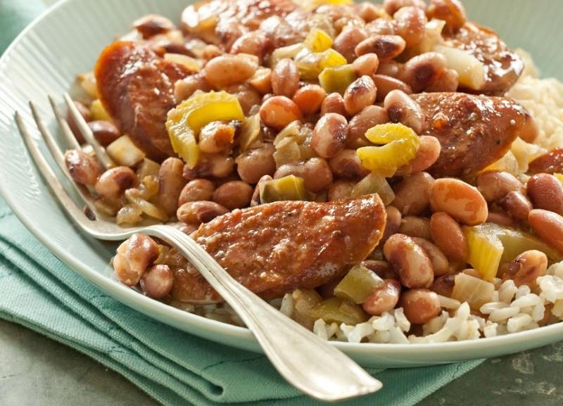 Cách nấu đậu Anasazi