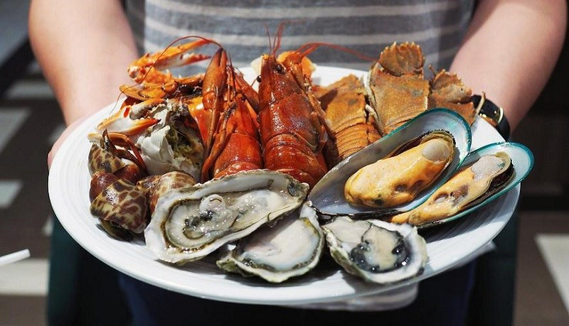 Chế biến hải sản