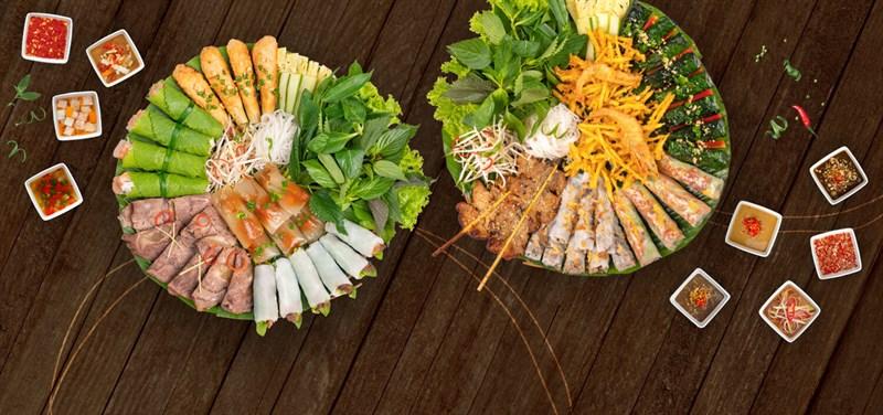 buffet ở Việt Nam