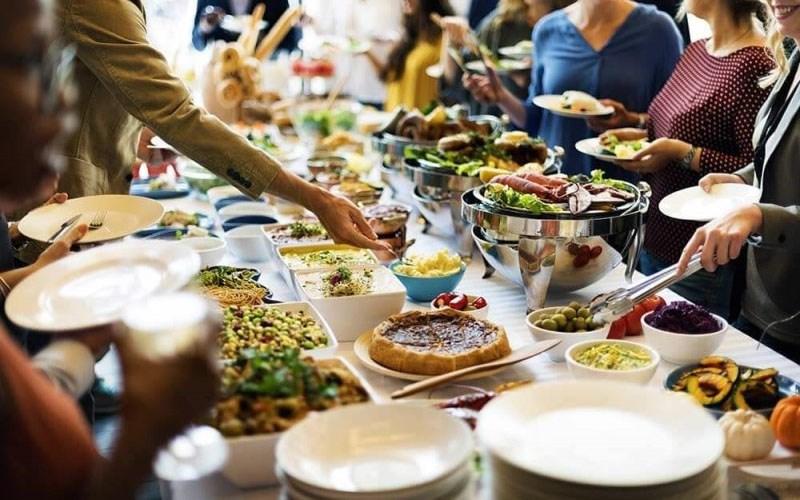 Nguồn gốc của tiệc buffet
