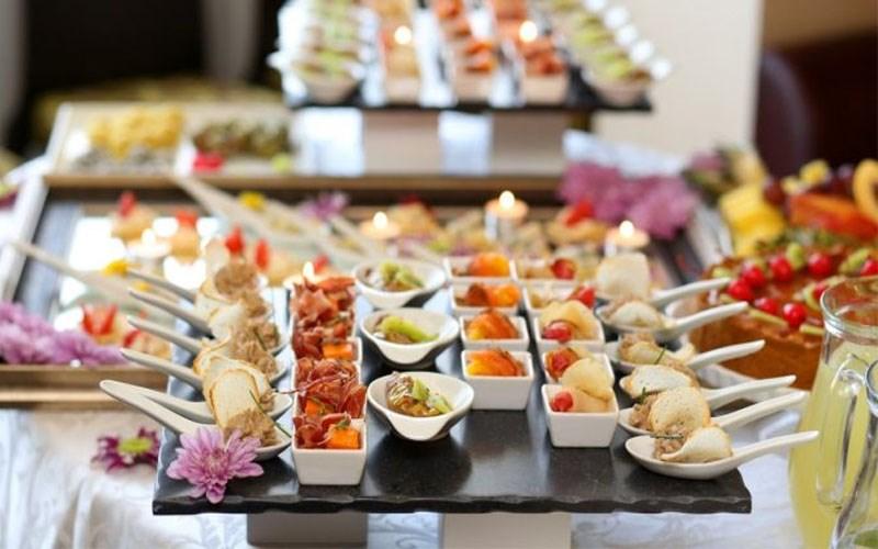 Cocktail buffet (finger buffet)