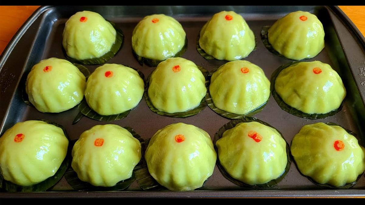 Bánh quy nhân đậu xanh