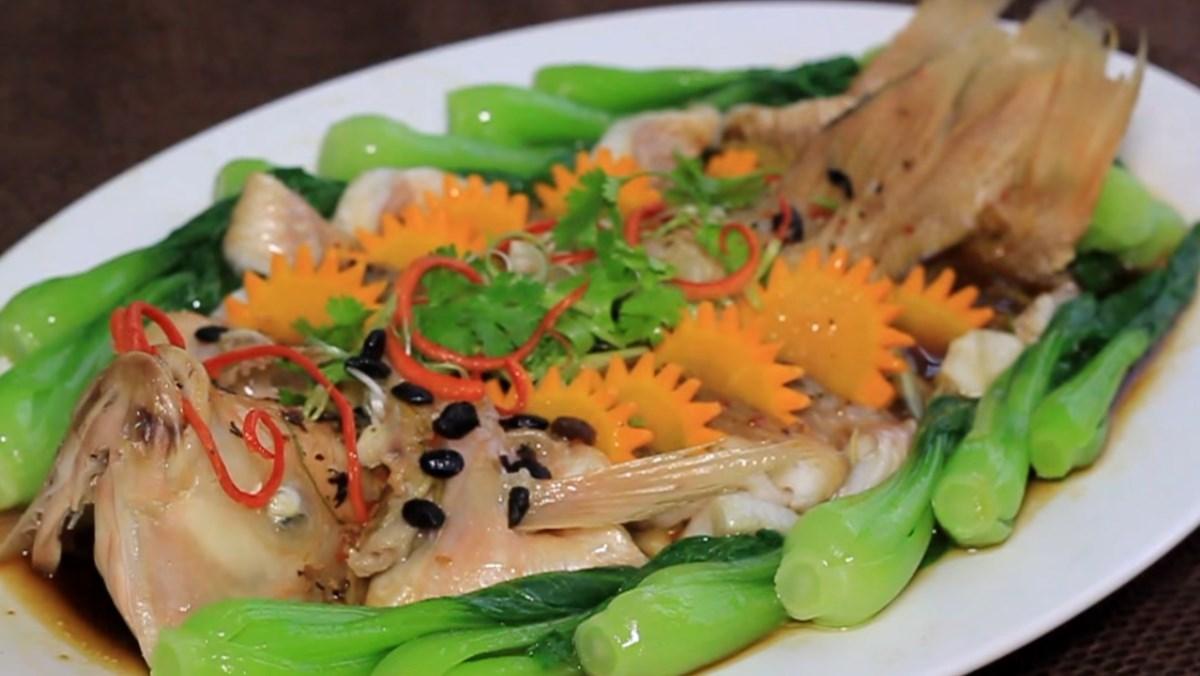 2 cách làm cá diêu hồng hấp tàu xì và cá diêu hồng hấp sả