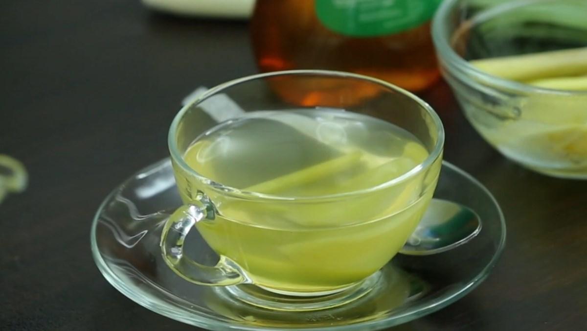 4 cách pha trà gừng nóng