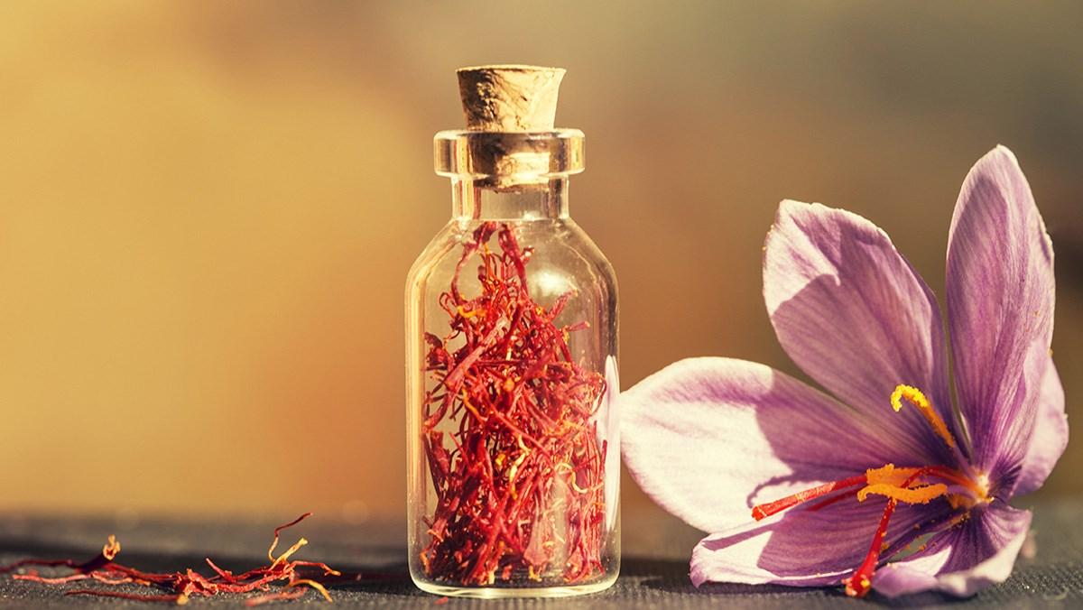 Tác dụng của nhụy hoa nghệ tây saffron