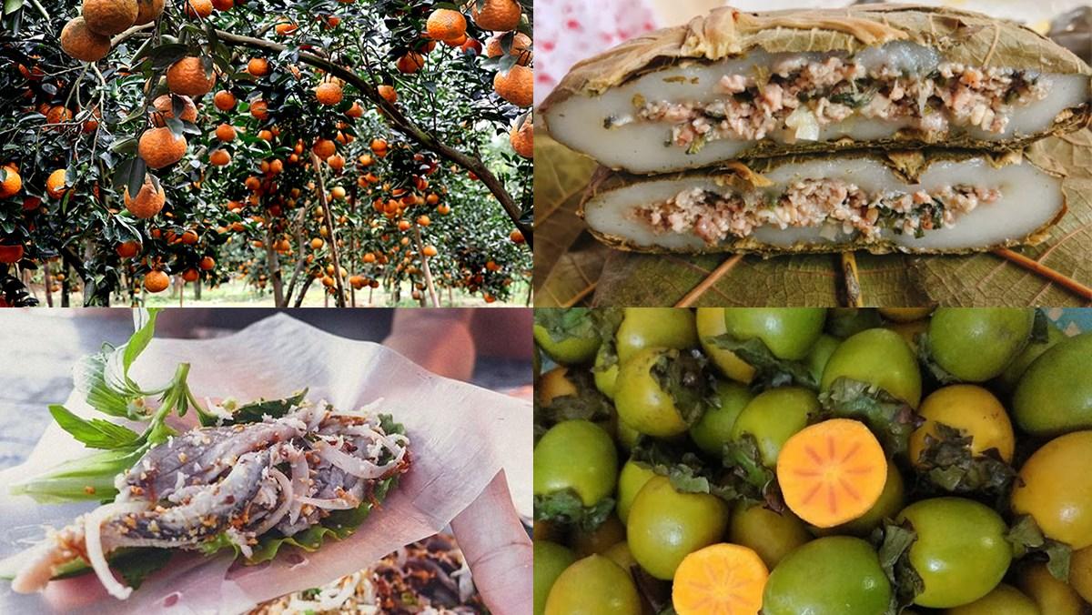 Món ăn đặc sản Tuyên Quang