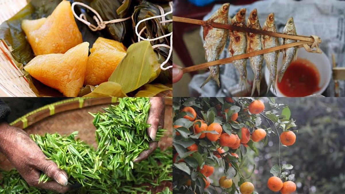 10 món ăn đặc sản Bắc Kạn