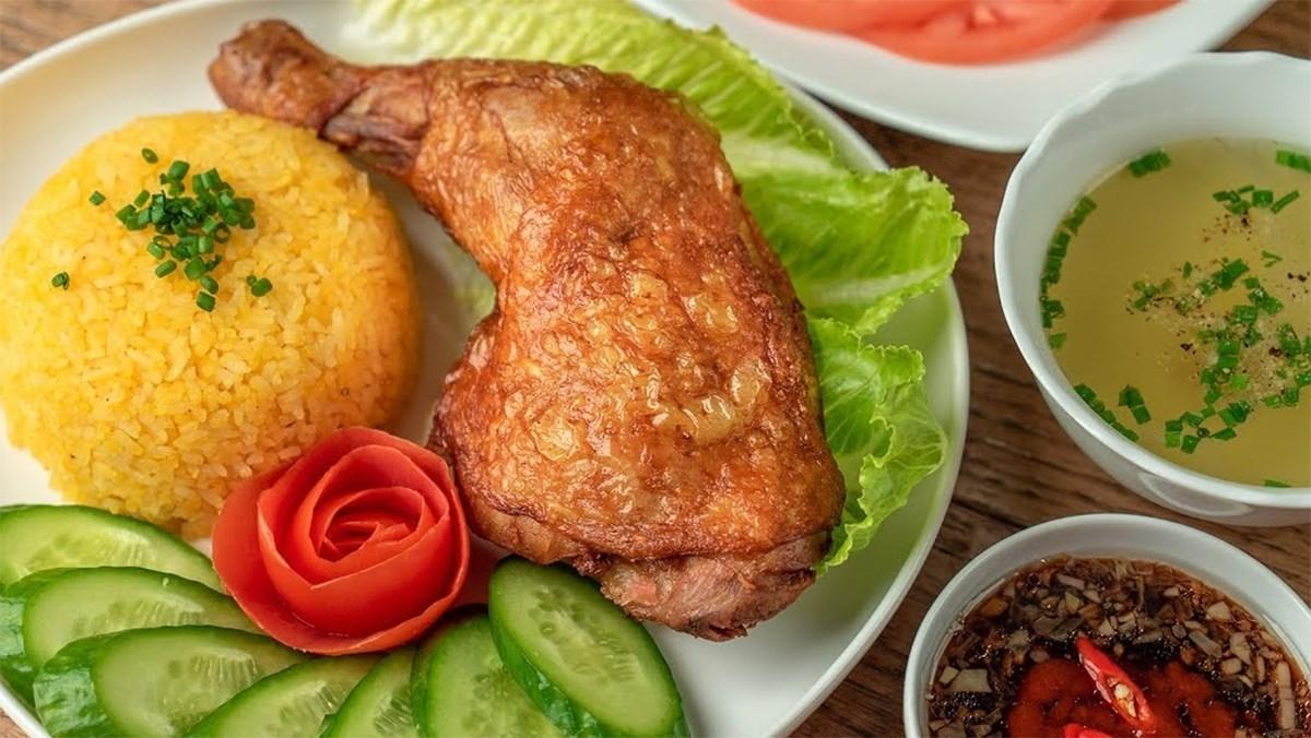 18 cách nấu cơm gà