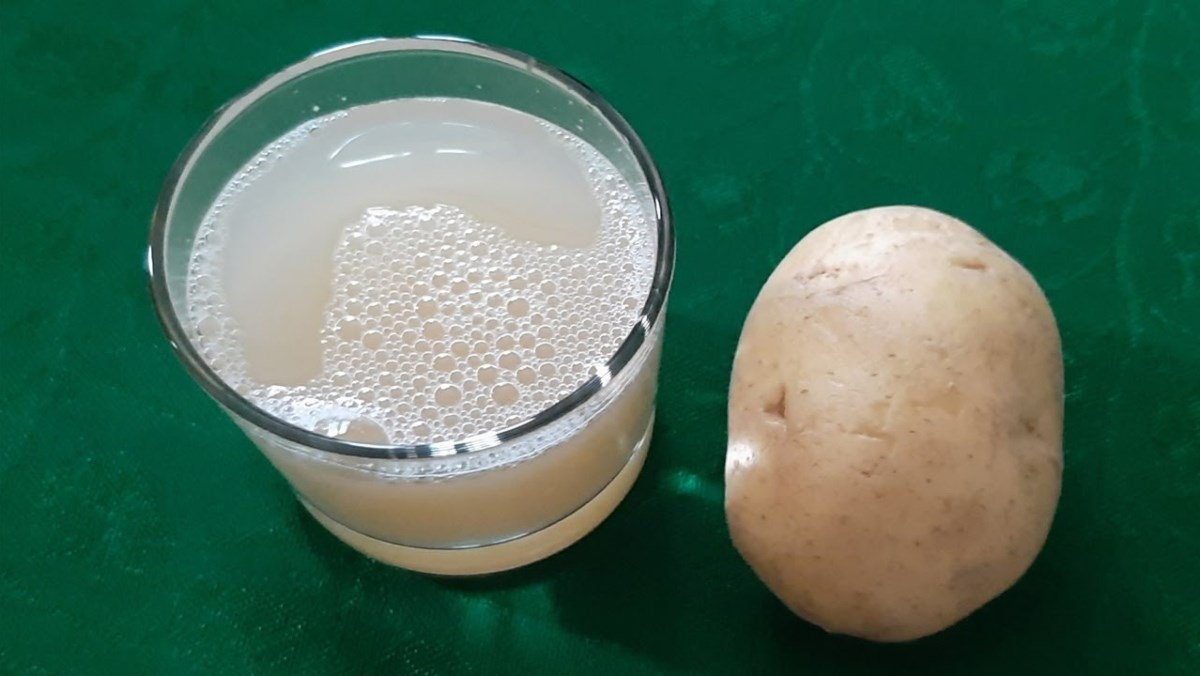 Nước ép khoai tây