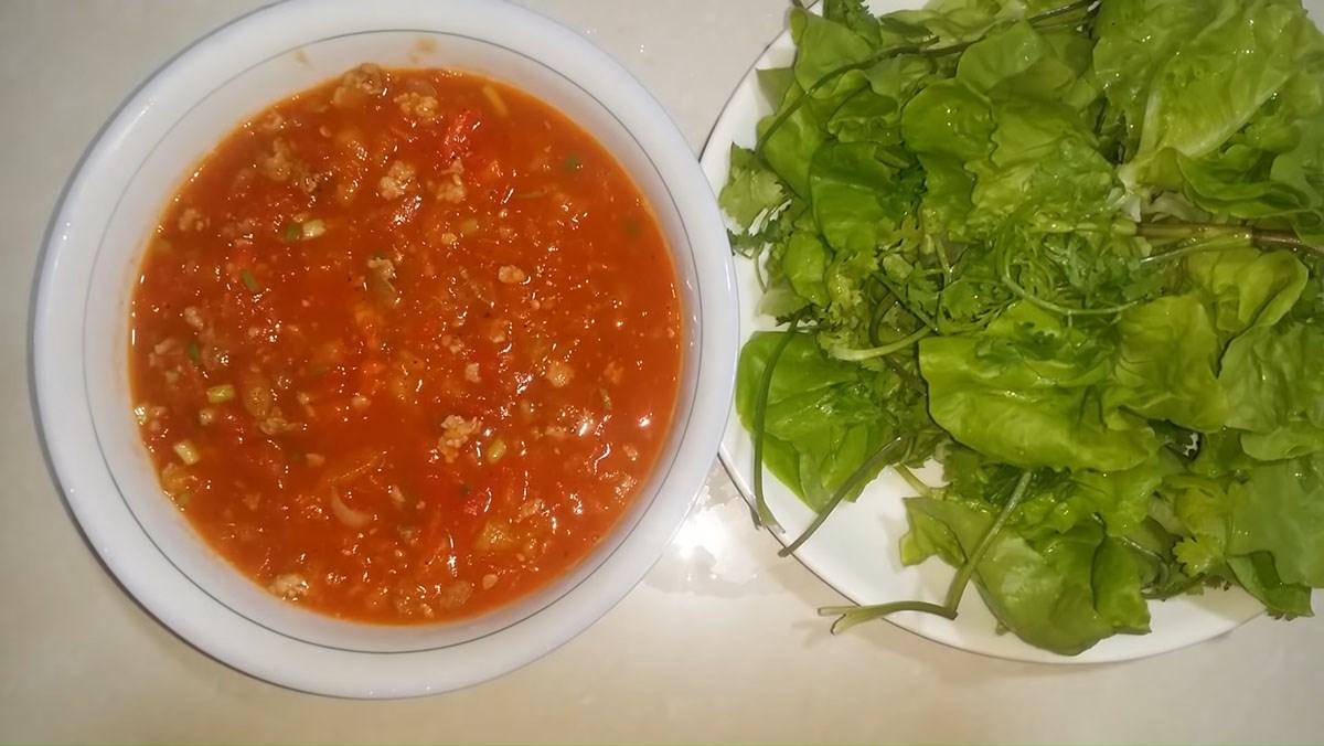 Nước sốt cà chua