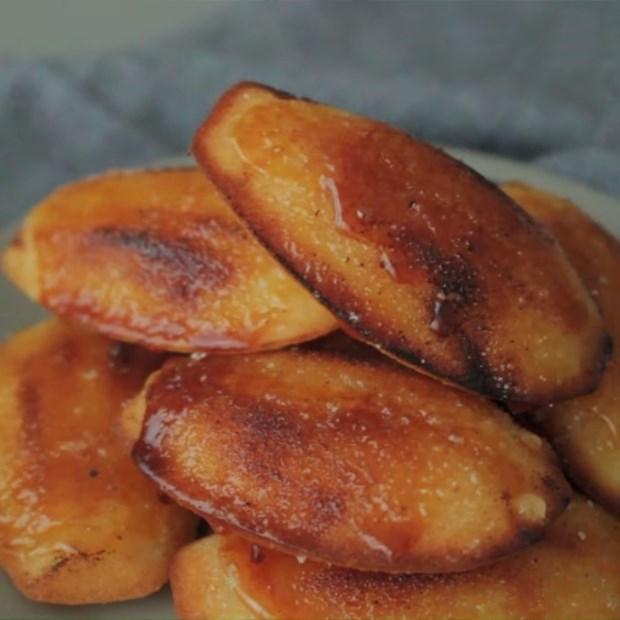 Tổng hợp 7 cách làm bánh con sò - madeleine