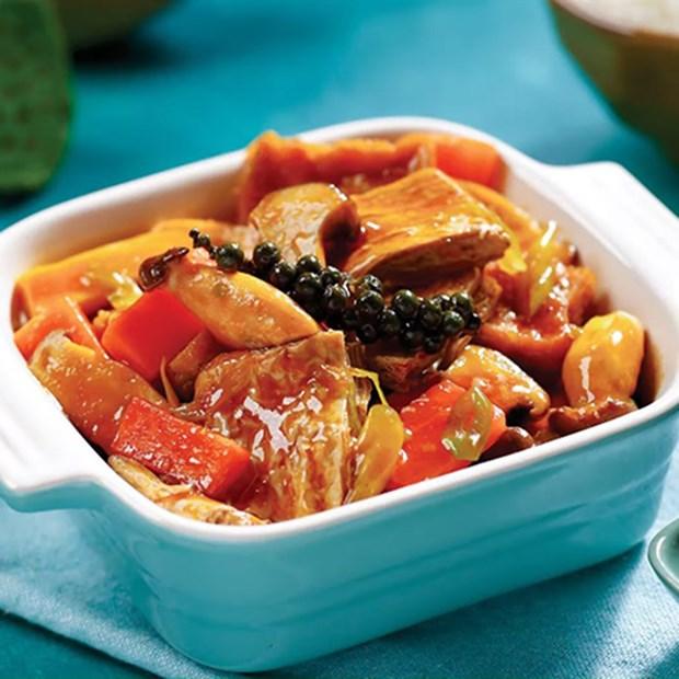 Món ăn chay từ đậu hũ