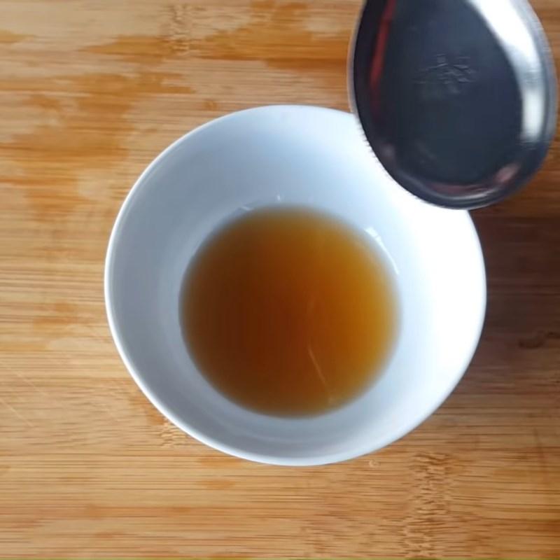 Bước 4 Làm nước chấm Cá diêu hồng hấp sả