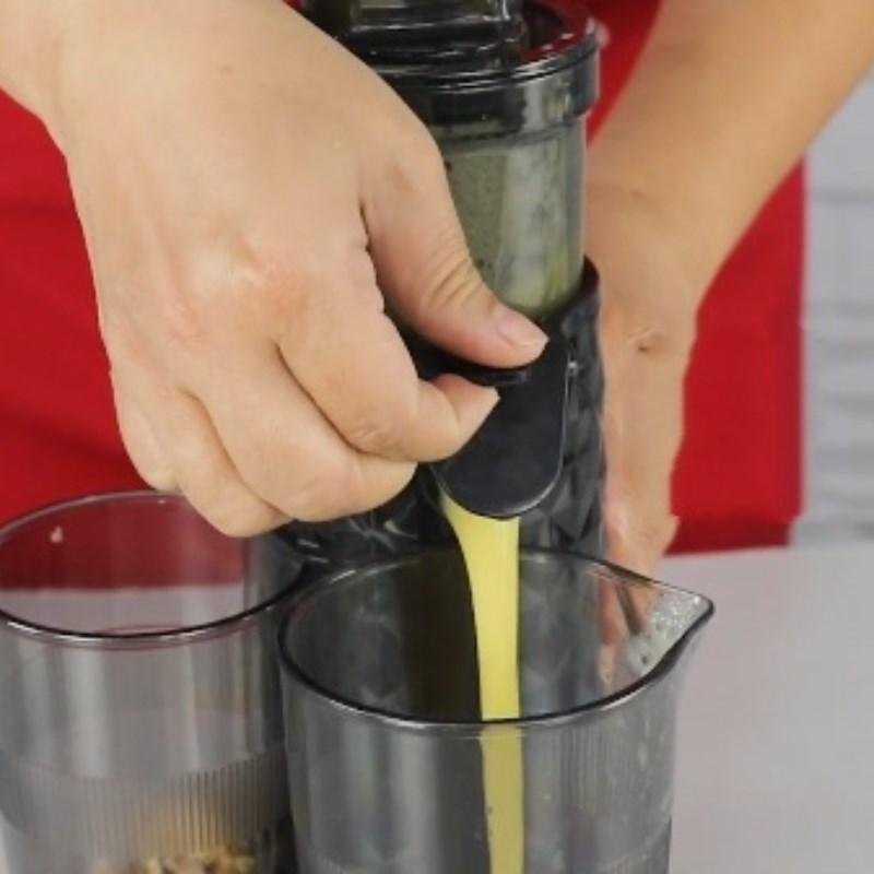 Bước 2 Ép lấy nước cốt Nước ép sơ ri