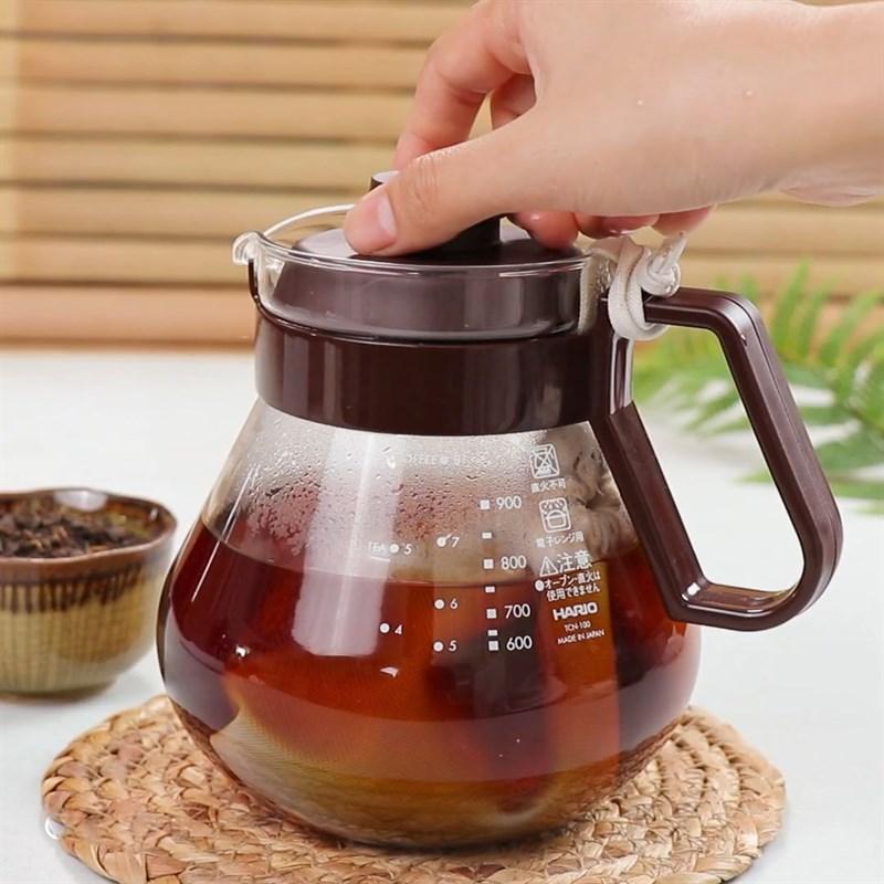 Bước 1 Ngâm trà Trà chanh hong kong