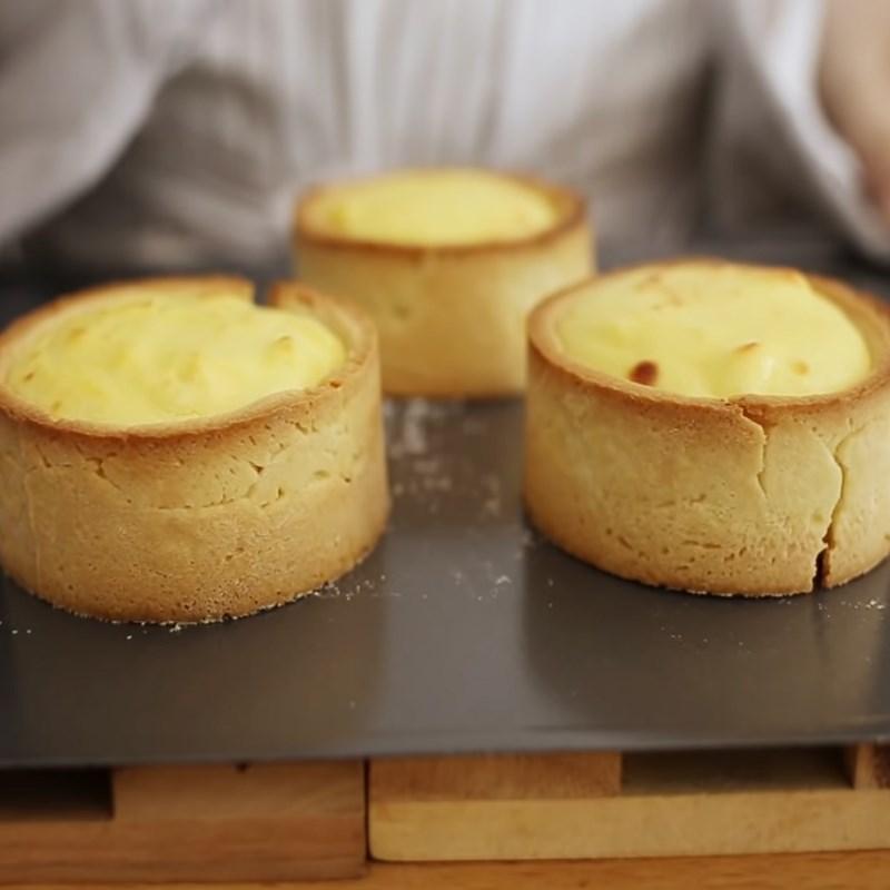 Bước 7 Nướng bánh Bánh tart sầu riêng