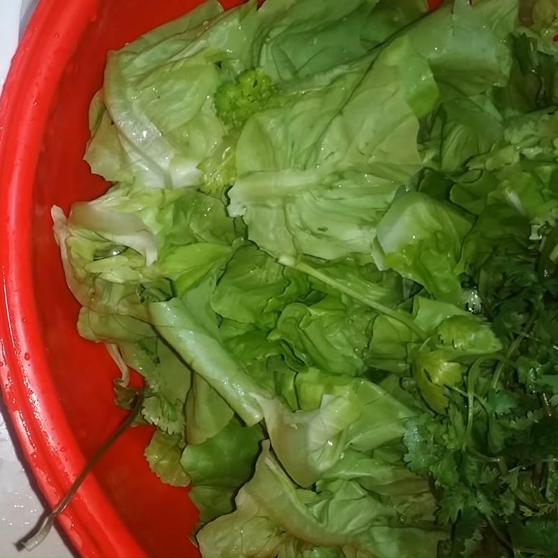 Bước 1 Sơ chế các nguyên liệu Nước sốt cà chua