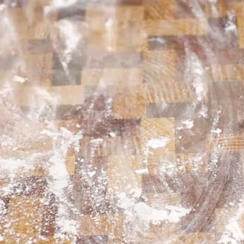 Bước 2 Tạo hình Bánh mì sandwich phô mai