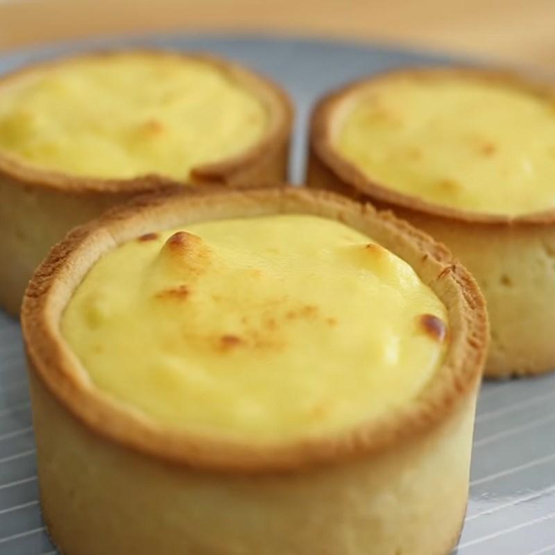 Bước 8 Thành phẩm Bánh tart sầu riêng