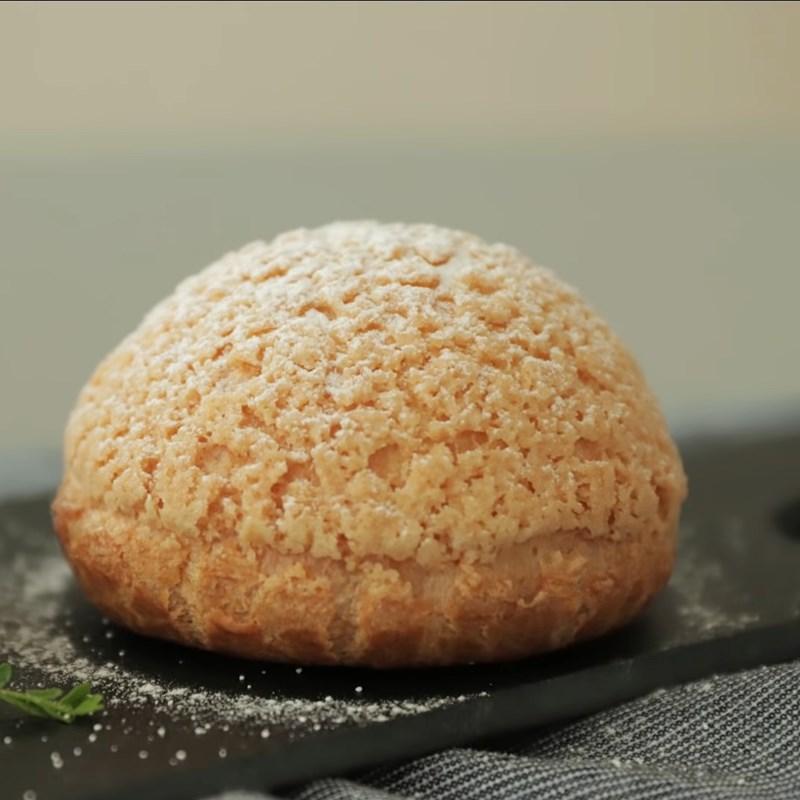 Bước 7 Thành phẩm Bánh su kem phô mai vỏ giòn