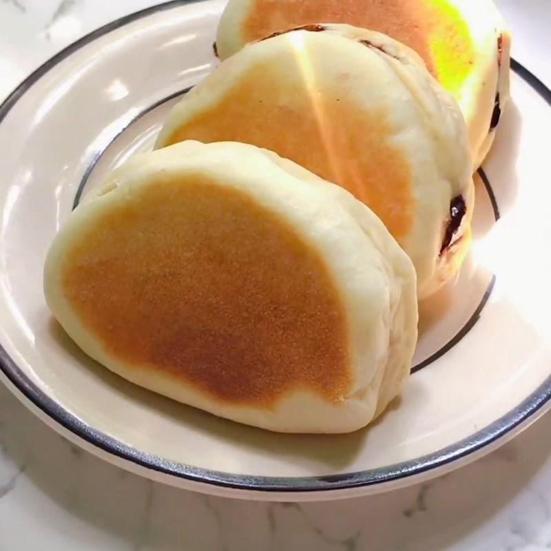 Bước 6 Thành phẩm Bánh mì nhân socola chảy