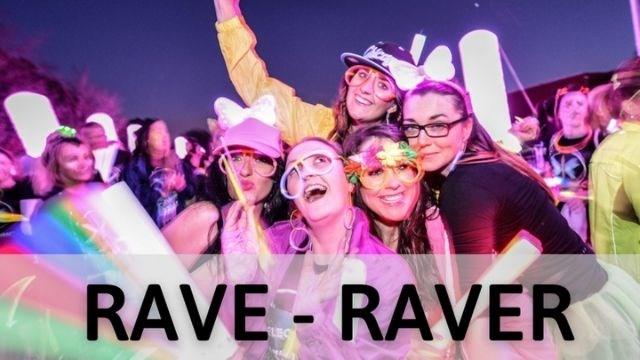 Rave và raver là gì? Thế nào là một dân quẩy chính hiệu