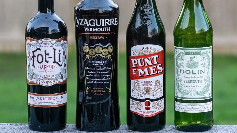 Các loại rượu aperitif