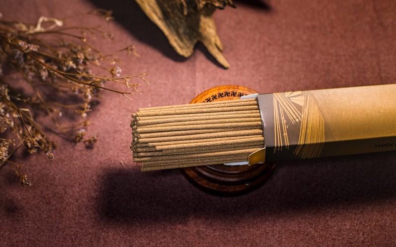 Ủ sầu riêng bằng nhang - hương