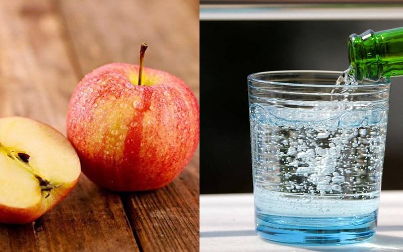 Nguyên liệu giúp táo trắng như ban đầu