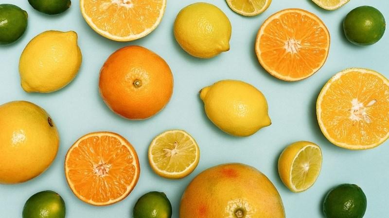 Trái cây họ cam chanh