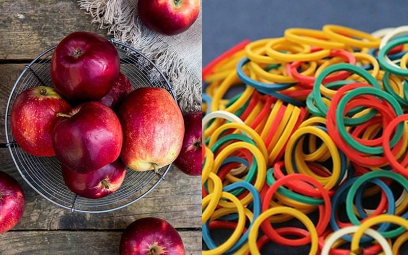 Nguyên liệu dùng để giảm thâm khi gọt táo
