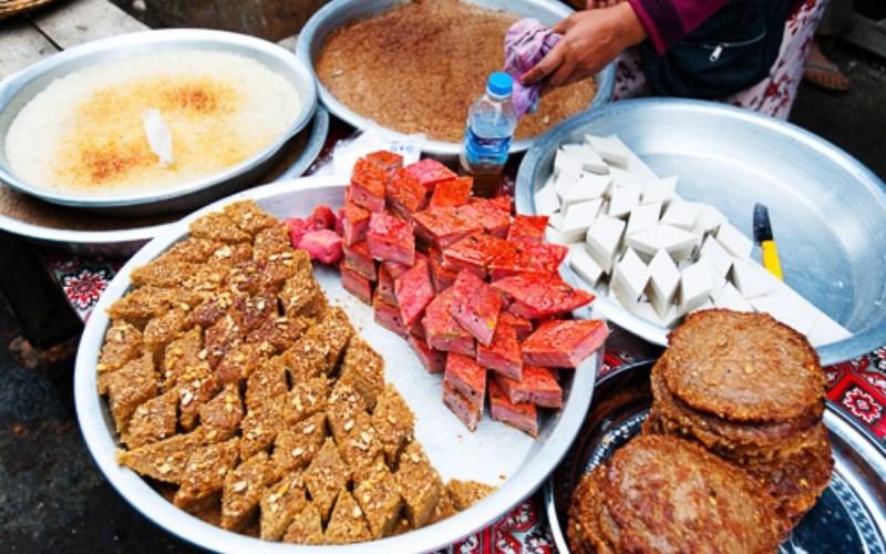 Đồ ngọt Myanmar