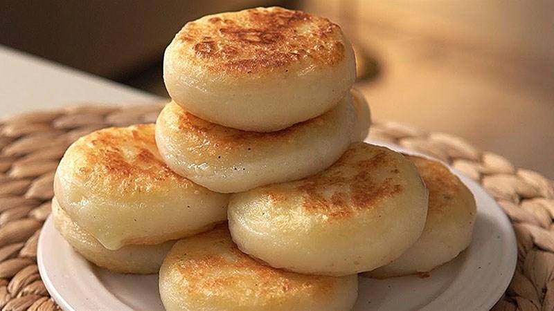 Bánh mì khoai tây phô mai