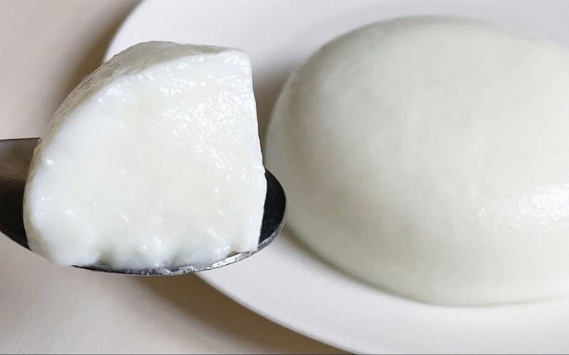Pudding sữa