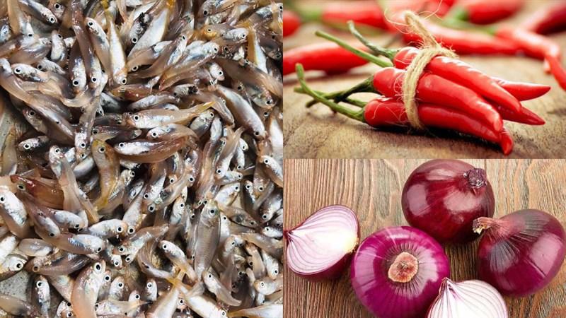 Nguyên liệu món ăn cá sơn kho keo