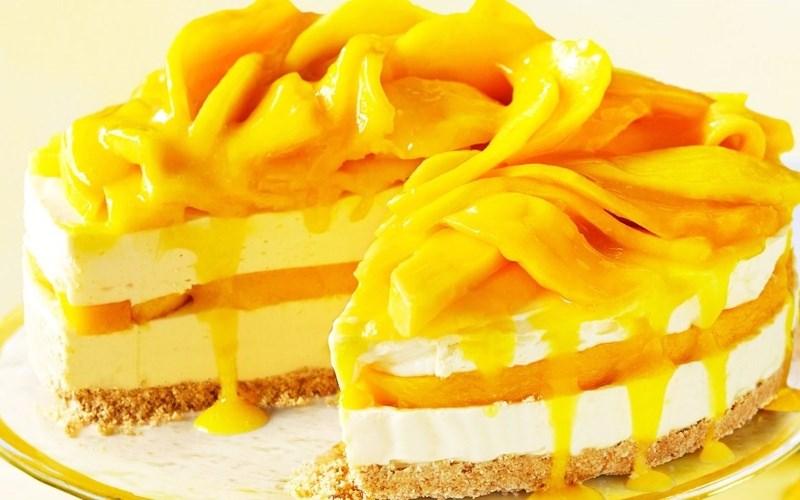 Cheesecake xoài