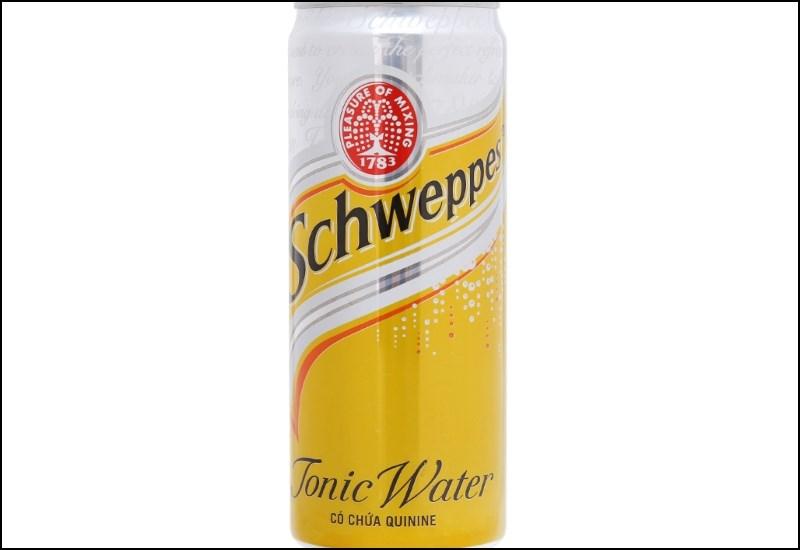 Tonic water mua ở đâu, giá bao nhiêu