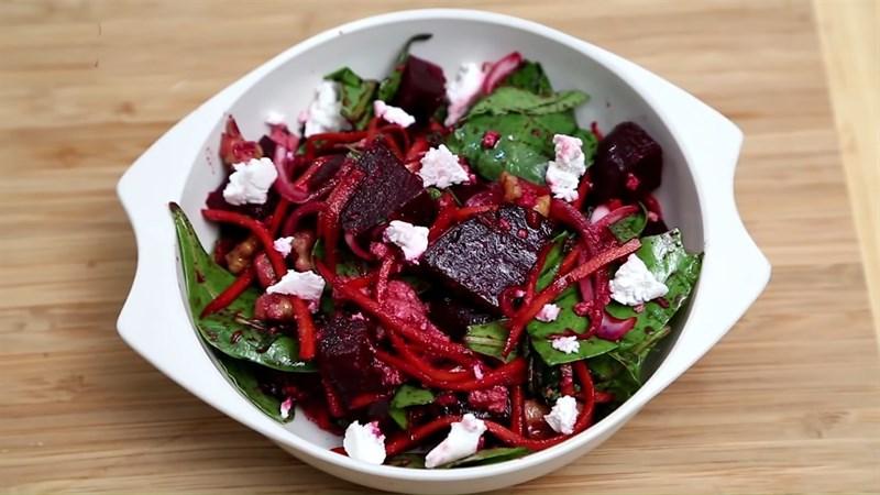 Salad củ dền