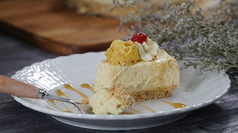 Cheesecake sầu riêng