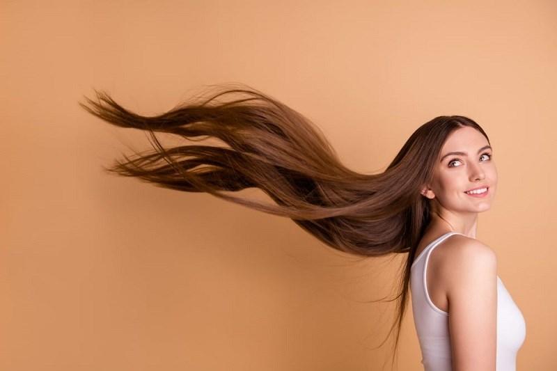 Giúp tóc dày và chắc khoẻ