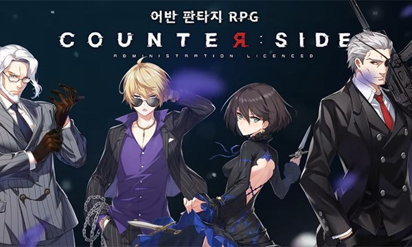 Counter: Side - Siêu phẩm game thẻ tướng Anime